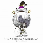 Thelwell A Good All Rounder Print Image