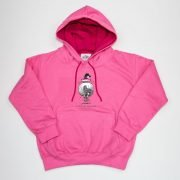 thelwell hoodie a good all rounder red blackadults