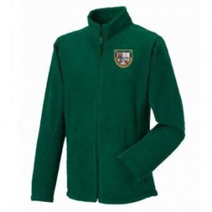 VOBR Fleece Jacket Green